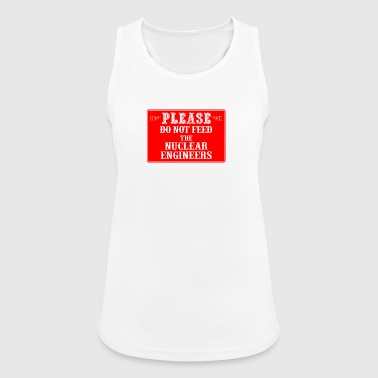 Nuclear engineers - Women's Breathable Tank Top