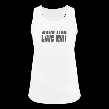 caveman - Women's Breathable Tank Top