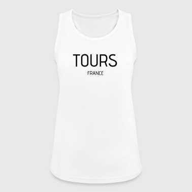 Tours - Women's Breathable Tank Top