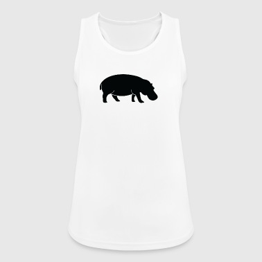 Hippo - Women's Breathable Tank Top