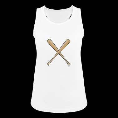 baseball - Women's Breathable Tank Top
