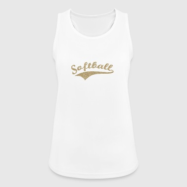 Softball v1 - Women's Breathable Tank Top