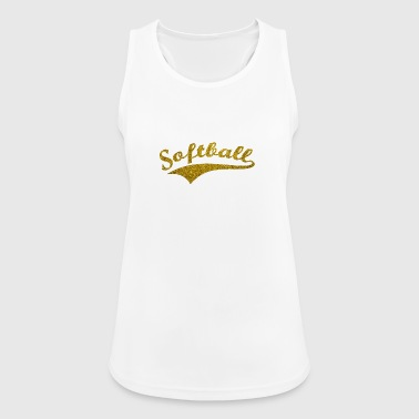 Softball v3 - Women's Breathable Tank Top