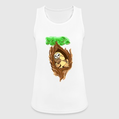 Owls Owls - Women's Breathable Tank Top
