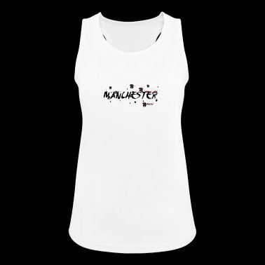 Manchester #3d - Women's Breathable Tank Top
