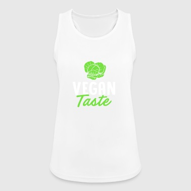 Vegan Taste Vegan Taste Vegetables - Women's Breathable Tank Top
