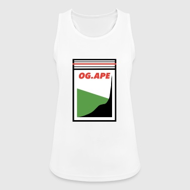 OG APE - Women's Breathable Tank Top
