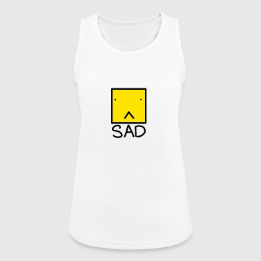 Sad - Women's Breathable Tank Top