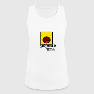 Surprised - Women's Breathable Tank Top