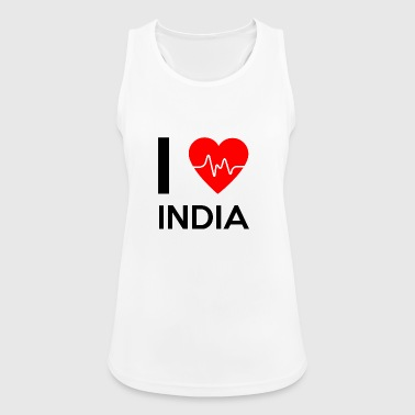 Amo l'India - Amo l'India - Top da donna traspirante