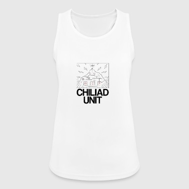 Chiliad Unit - Women's Breathable Tank Top