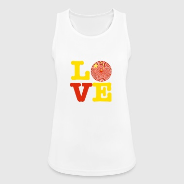 China heart - Women's Breathable Tank Top