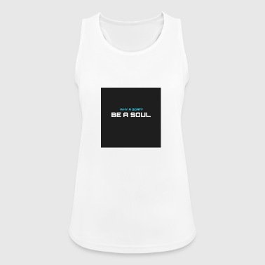 Why a goat? BE IN SOUL - Women's Breathable Tank Top