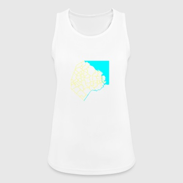 Buenos Aires - Women's Breathable Tank Top