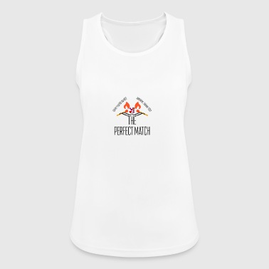 The perfect match - Women's Breathable Tank Top