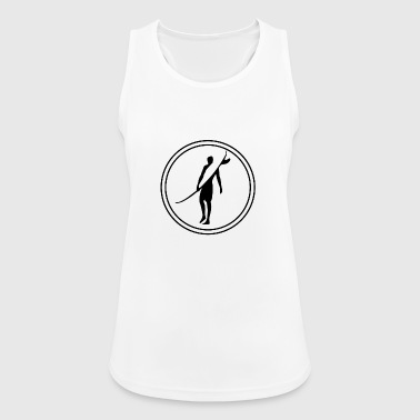 Surfer - Frauen Tank Top atmungsaktiv