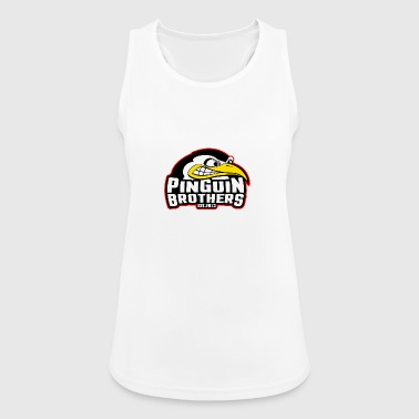 Pinguin-Brothers Clan - Pustende singlet for kvinner