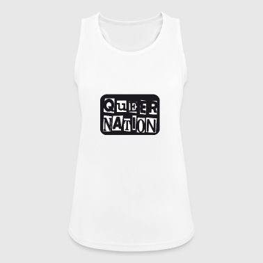 Queer Nation - Women's Breathable Tank Top