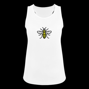 Manchester - Bee Not Afraid - Women's Breathable Tank Top