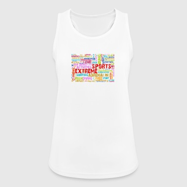 Extreme sports - Women's Breathable Tank Top