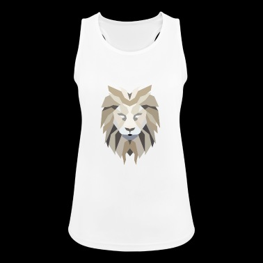 lion's head - Women's Breathable Tank Top