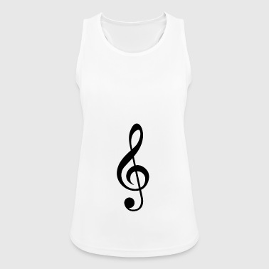 Note - Women's Breathable Tank Top