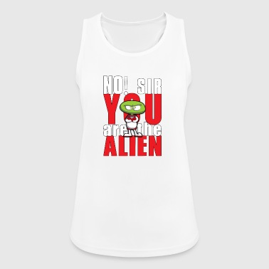 no, sir - Women's Breathable Tank Top