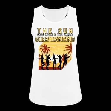 Celebrate outdoors - Women's Breathable Tank Top