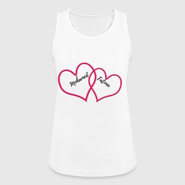 Mohamed and Fatima - Women's Breathable Tank Top