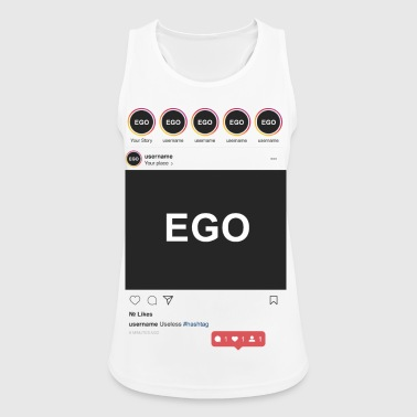 Instagram EGO - Women's Breathable Tank Top