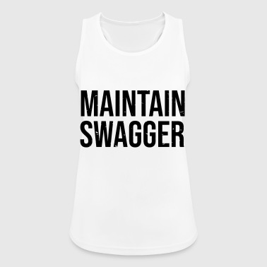 Maintain Swagger - Frauen Tank Top atmungsaktiv