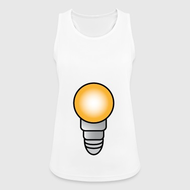Light bulb Electricity | Electricity | Electrician | Electric wire - Women's Breathable Tank Top