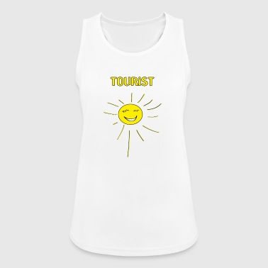tourist - Women's Breathable Tank Top