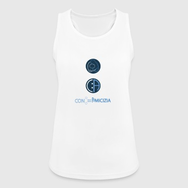 Sharing is friendship - Women's Breathable Tank Top