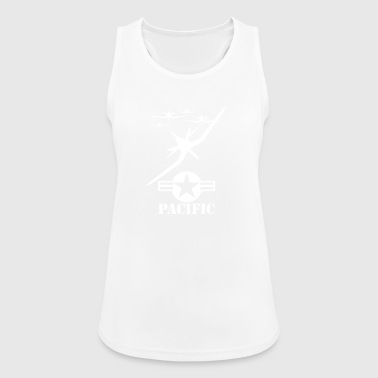 Pacific wite - Women's Breathable Tank Top