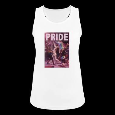 PRIDE - Women's Breathable Tank Top