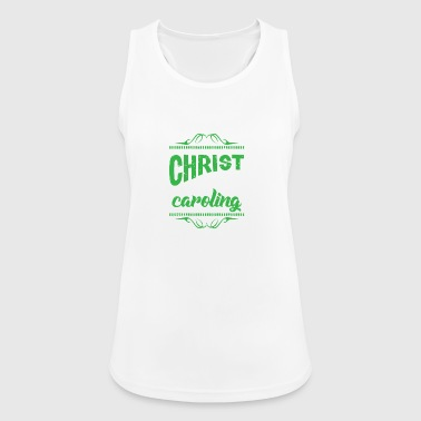Christmas Caroling Filipino Tradition Holiday - Women's Breathable Tank Top
