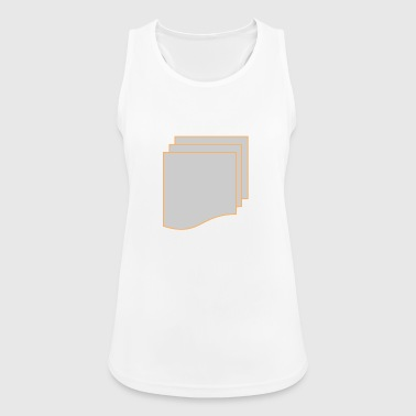 over and over - Women's Breathable Tank Top