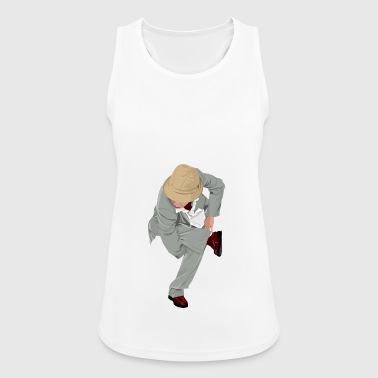 dancer - Women's Breathable Tank Top
