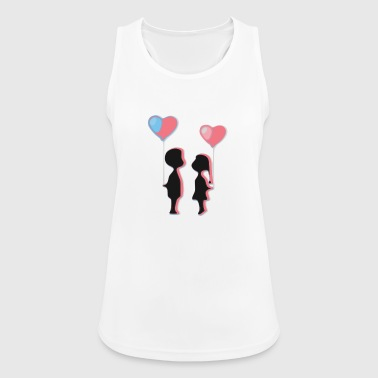Kind - Frauen Tank Top atmungsaktiv