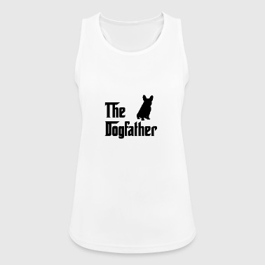 The Dogfather Black - Women's Breathable Tank Top