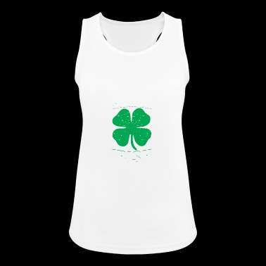 Savannah-Iren-Shamrock-Parade St. Patricks Tages - Frauen Tank Top atmungsaktiv