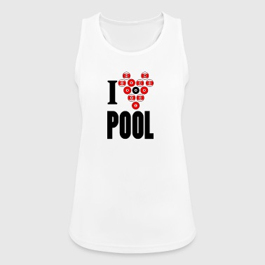 Pool - Frauen Tank Top atmungsaktiv