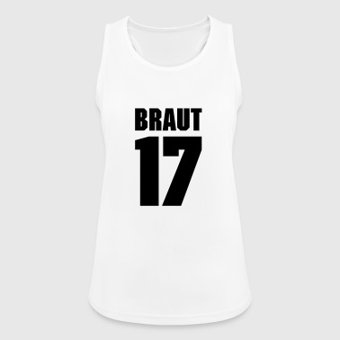 Bride 17 Sports wear - Women's Breathable Tank Top