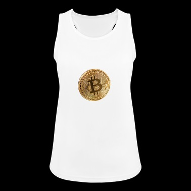 bitcoin piece - Women's Breathable Tank Top