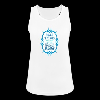 Age - Women's Breathable Tank Top