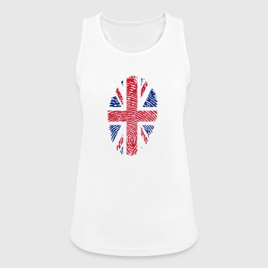 Fingerprint - UK - Women's Breathable Tank Top