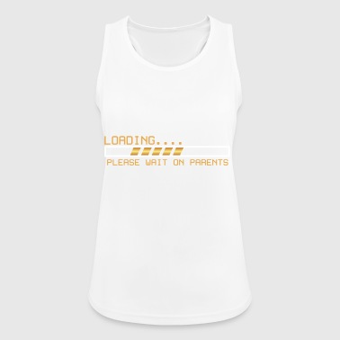Loading / Toolbar waiting for parents gift - Women's Breathable Tank Top