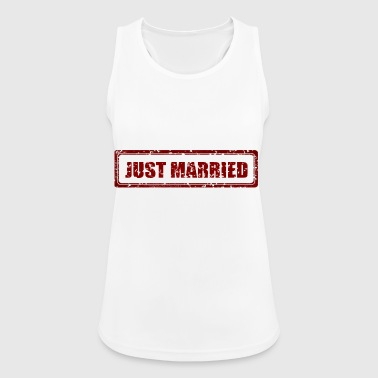 Just Married Married Married Married - Women's Breathable Tank Top