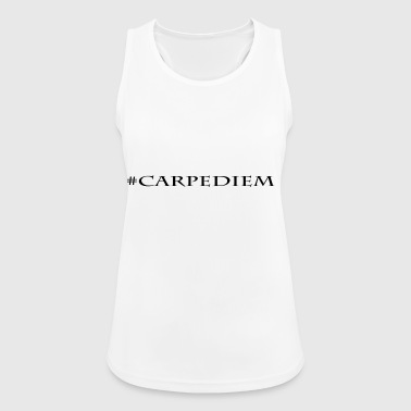 #Carpe Diem - Women's Breathable Tank Top